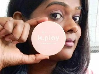 MyGlamm K.PLAY FLAVOURED BLUSH – JUICY STRAWBERRY -Barbie Pink Feel to your Skin-By software_help_in_marathi