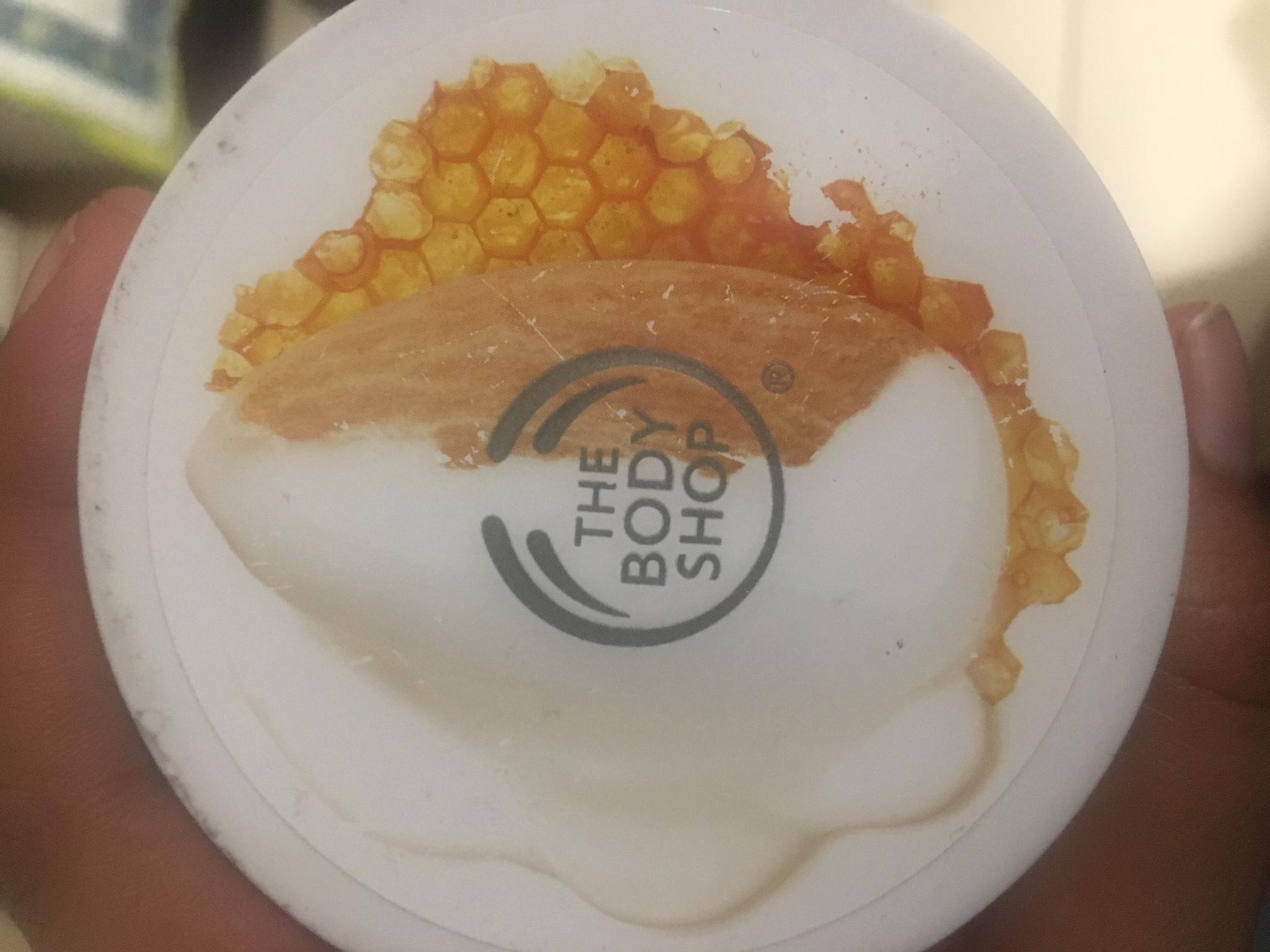The Body Shop Almond Milk & Honey Soothing & Restoring Body Butter -Amazing for dry skin-By prernakapur
