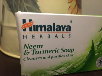 Himalaya Herbals Neem And Turmeric Soap -Good for oily and combination skin-By prernakapur