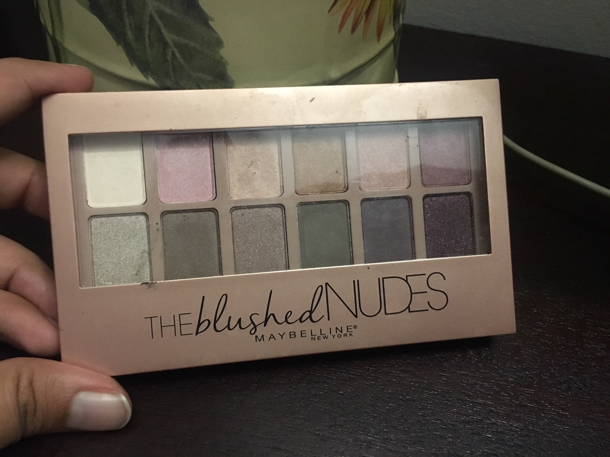 Maybelline New York The Blushed Nudes Palette-Good product-By prernakapur-1