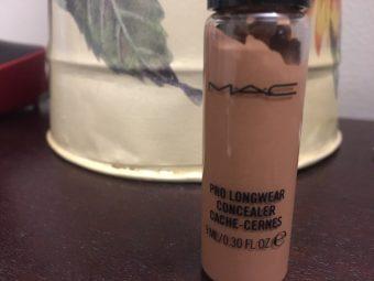 MAC Pro Longwear Concealer -Amazing concealer-By prernakapur