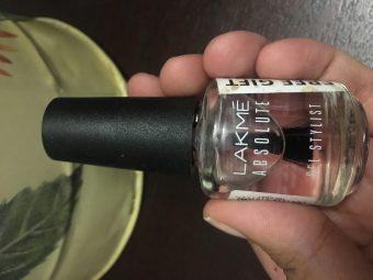Lakme Absolute Gel Stylist Nail Polish -Really great-By prernakapur
