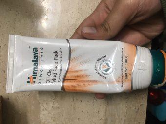 Himalaya Herbals Oil Clear Mud Face Pack -Amazing-By prernakapur