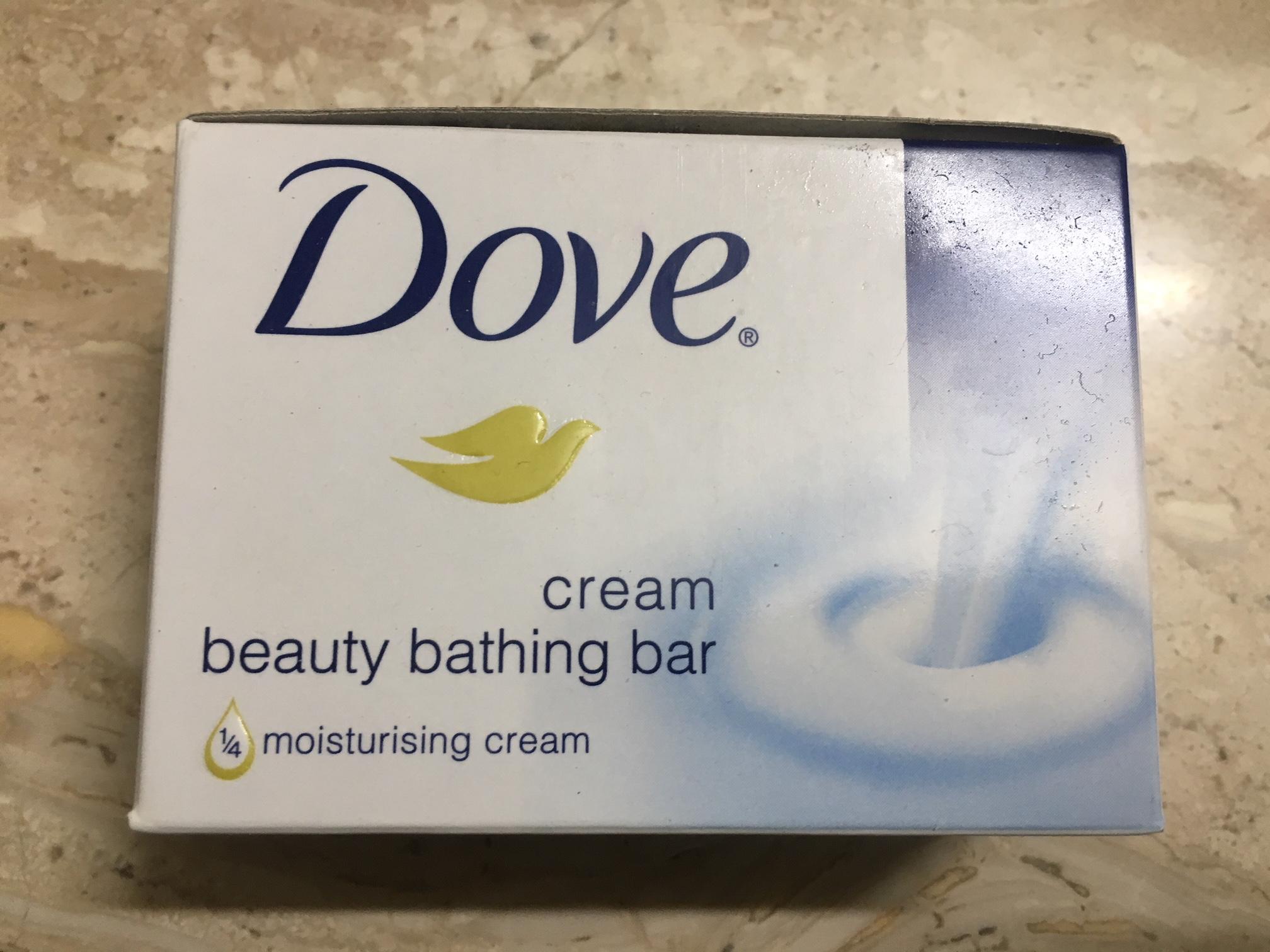 Dove Cream Beauty Bathing Bar-Amazing-By prernakapur