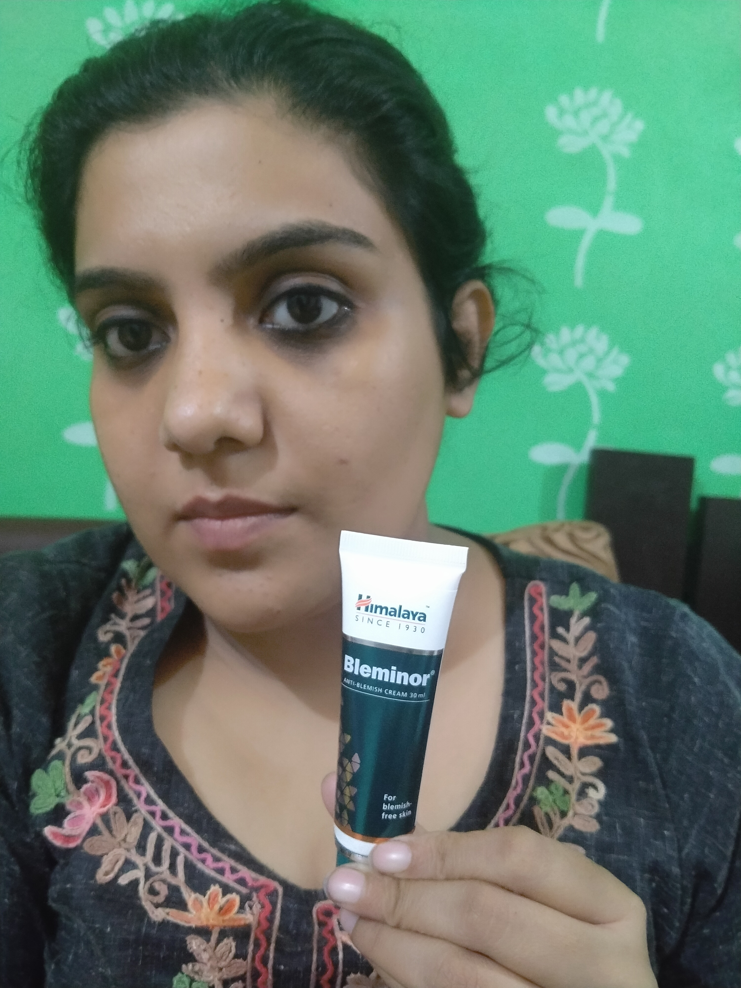 Himalaya Bleminor Anti-Blemish Cream-Bleminor-By sanober-1
