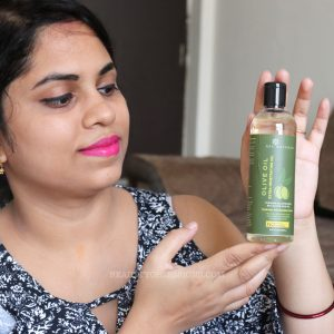 Rey Naturals Pure Cold Pressed Therapeutic Grade Olive Oil For Hair And Skin -Great for hair and nails-By snigdha4