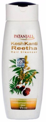 Patanjali Kesh Kanti Reetha Hair Cleanser-Good shampoo for oily hair-By eshwari