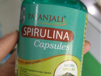 Patanjali Spirulina Capsules pic 1-Spirulina-By sanober