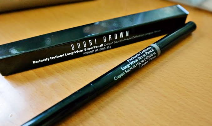 Bobbi Brown Brow Pencil-Controls application-By hs_saduf