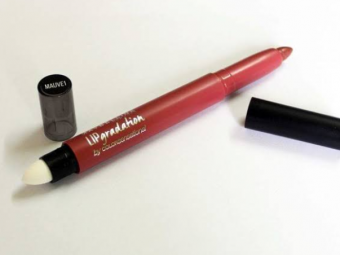 Maybelline New York Color Sensational Lip Gradation -Dual sided lip pencil-By hs_saduf