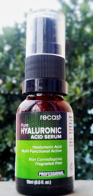 Recast Pure Hyaluronic Acid Serum -Makes skin youthful and plump-By hs_saduf