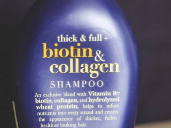 OGX Biotin And Collagen Shampoo -Great biotin shampoo-By ariba