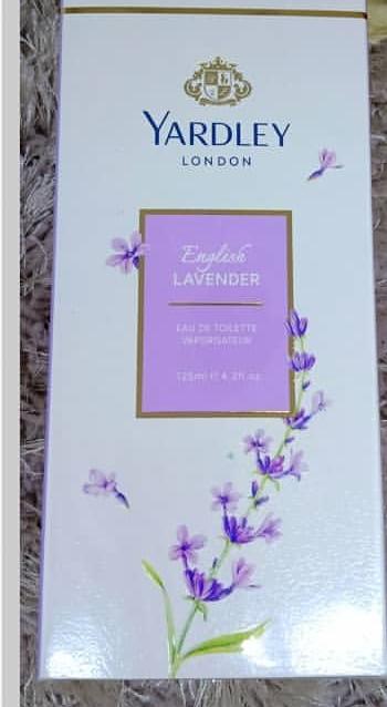 Yardley London English Lavender Luxury Soap-Lavender soap-By ariba