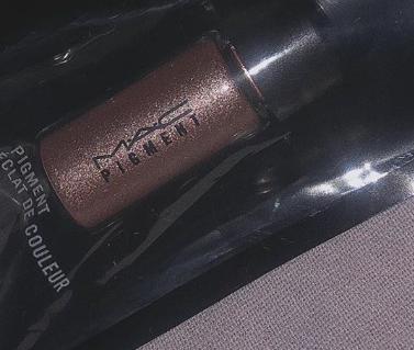 MAC Pigment -Amazing pigments-By ariba