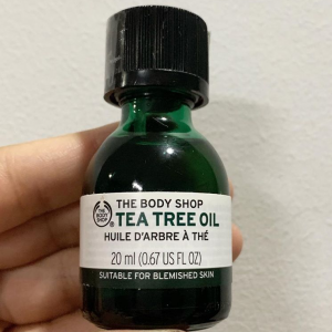 The Body Shop Tea Tree Night Lotion -Must have for acne prone skin-By ariba
