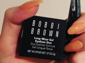 Bobbi Brown Perfectly Defined Gel Eyeliner -Perfect gel eyeliner-By ariba