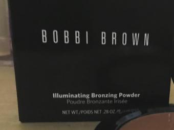 Bobbi Brown Illuminating Bronzing Powder -Illuminating bronzer-By ariba