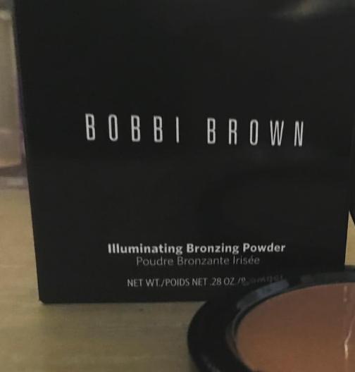 Bobbi Brown Illuminating Bronzing Powder-Illuminating bronzer-By ariba