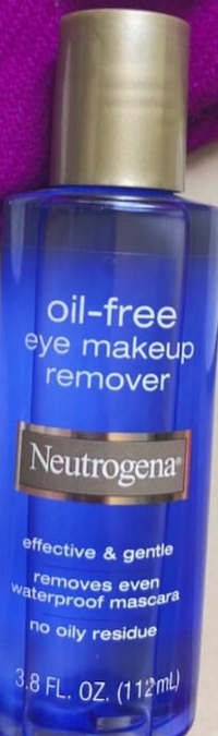 Neutrogena Oil Free Eye Makeup Remover -For waterproof makeup-By ariba
