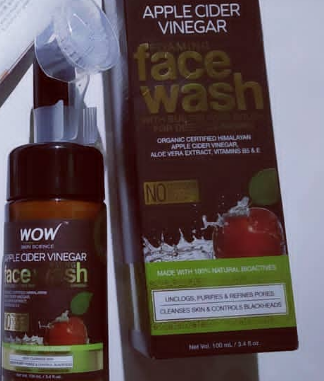 fab-review-Apple cider vinegar facewash-By ariba