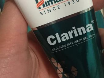 Himalaya Clarina Anti-Acne Face Wash Gel -Himalaya clarina face wash-By ariba
