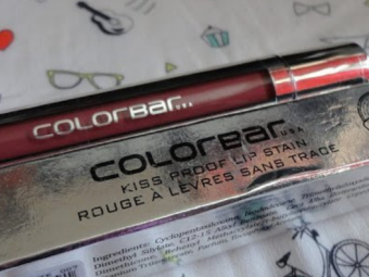 Colorbar Kiss Proof Lip Stain -Kiss proof lip stain-By ariba