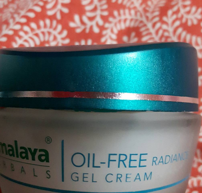 Himalaya Herbals Oil-Free Radiance Gel Cream-Great for oily skin-By ariba