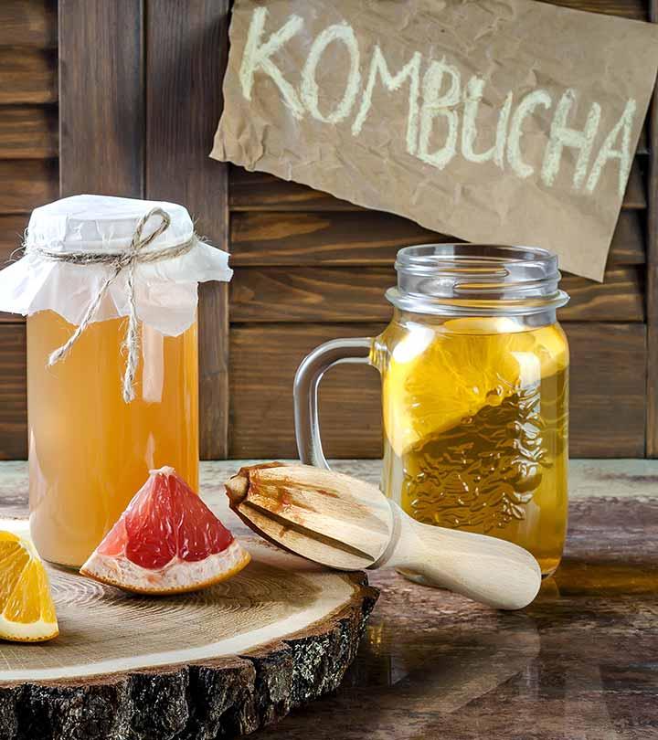 Kombucha Tea Benefits and Side Effects in Hindi