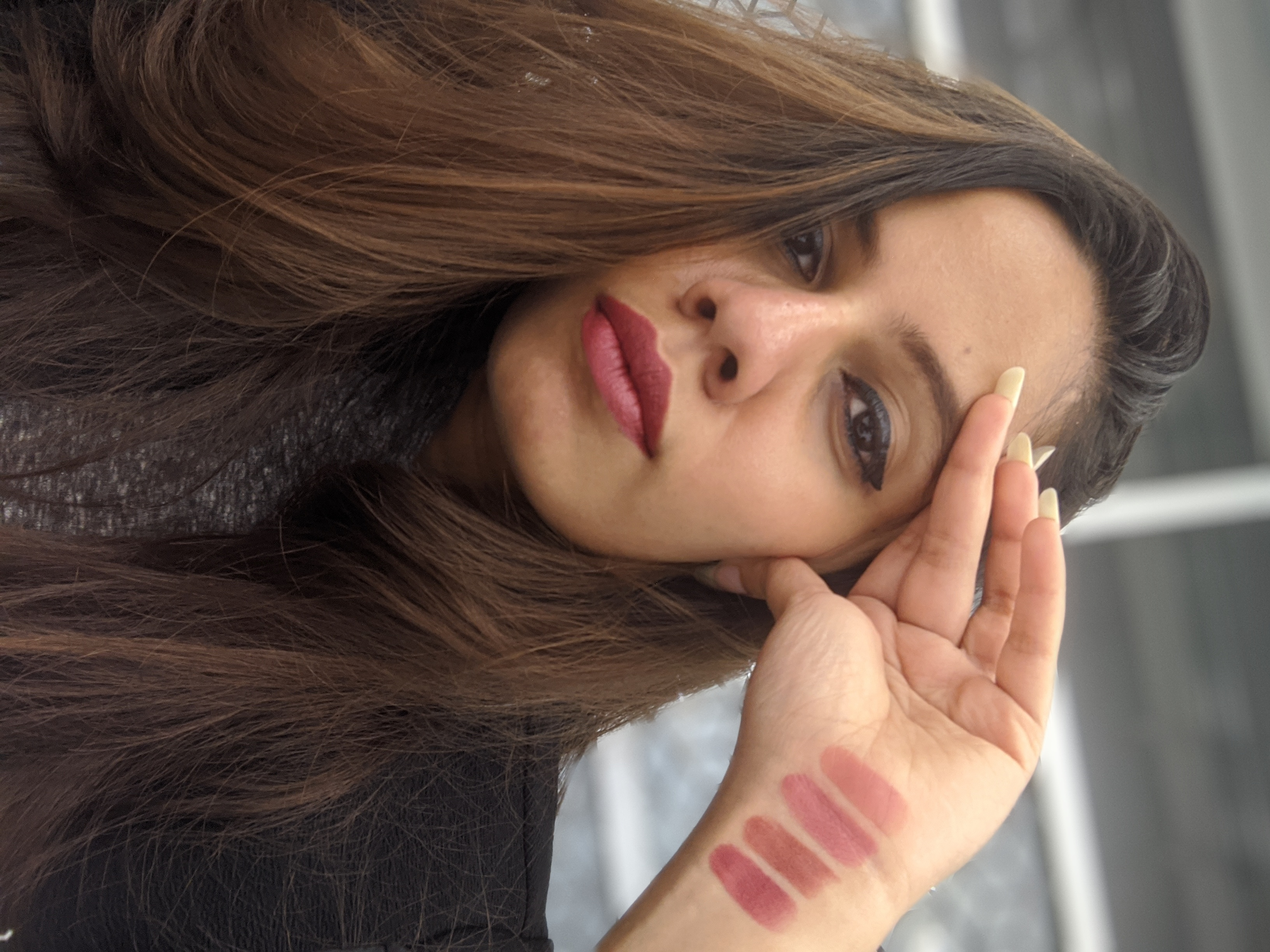 Wet n Wild MegaLast Lip Color Collection-Creamy, silky smooth , semi matte lipsticks!-By sithara-2