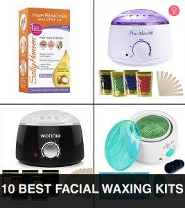 10 Best Facial Waxing Kits