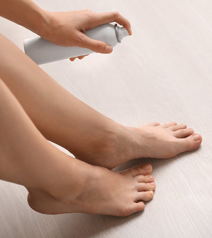 10 Best Foot Deodorants to Try in 2020