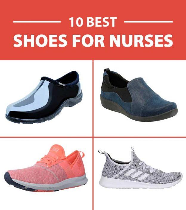 10 Best Shoes for Nurses - (Reviews