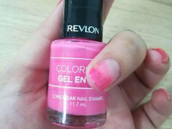Revlon Colorstay Gel Envy Longwear Nail Enamel -Fun to use-By ____.ish.___