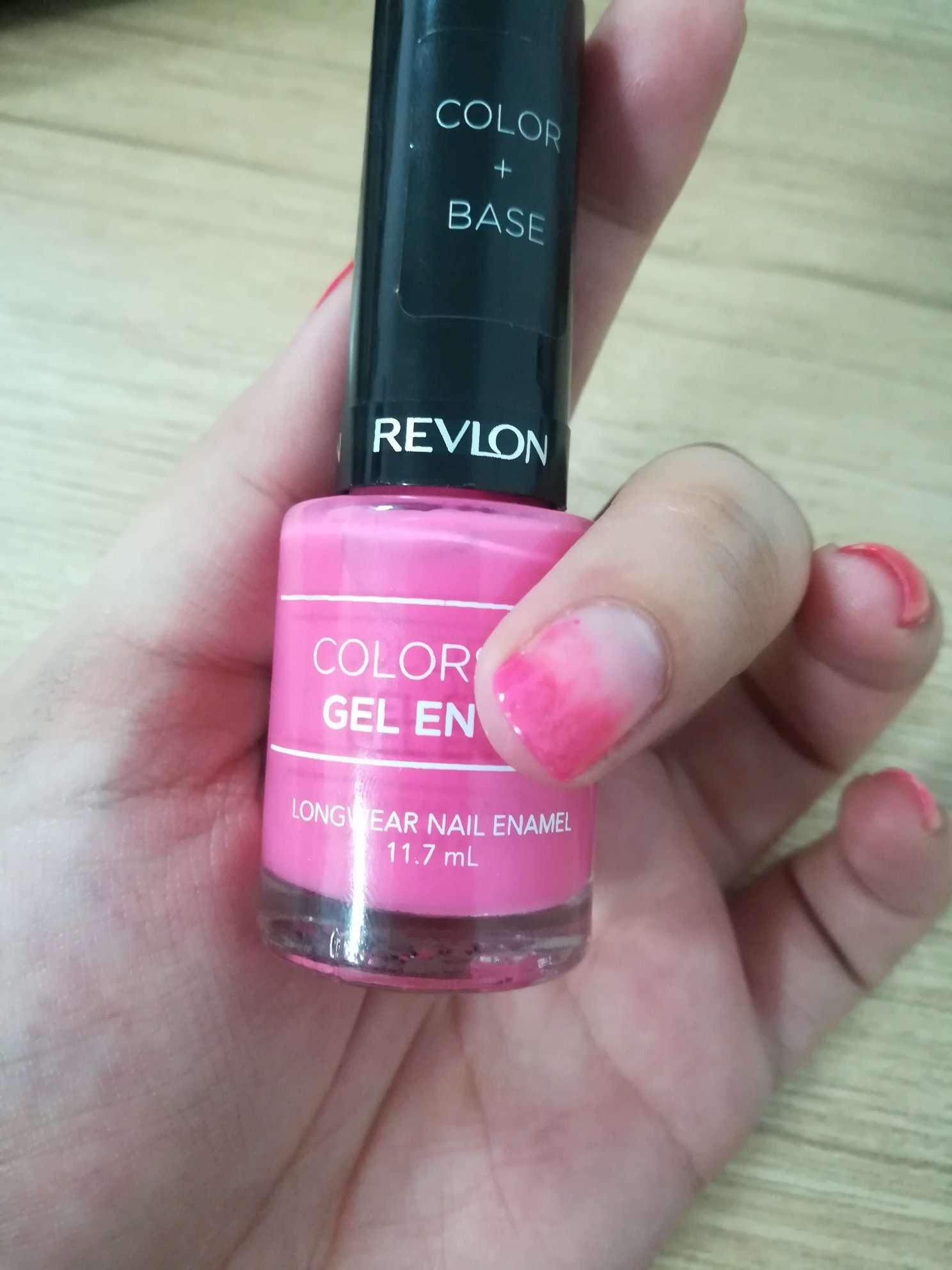 Revlon Colorstay Gel Envy Longwear Nail Enamel-Fun to use-By ____.ish.___