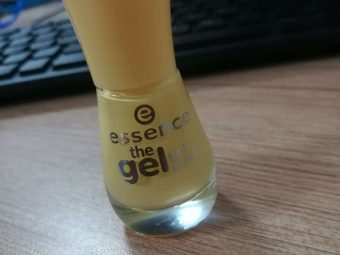 Essence The Gel Nail Polish -Easily applicable-By ____.ish.___