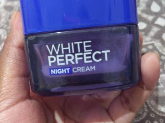 L'Oreal Paris White Perfect Night Cream pic 1-Highly recommended-By tarunipriya