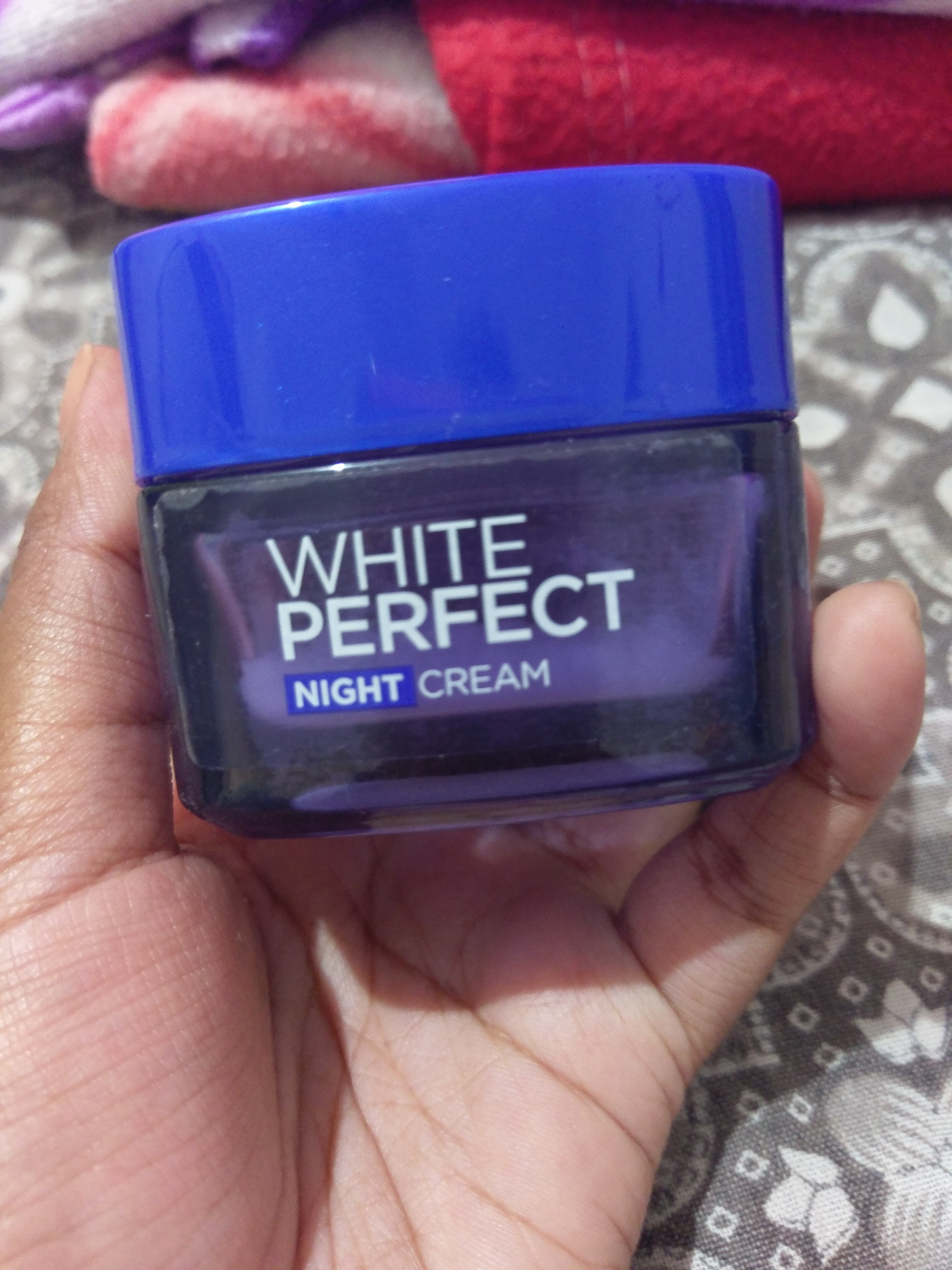 L'Oreal Paris White Perfect Night Cream-Highly recommended-By tarunipriya-1