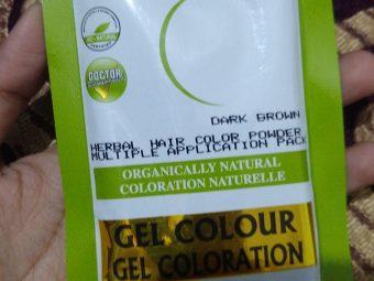 Indus Valley Speedy and Easy Hair Colour For Men Hair Color (Dark Brown 3.0) -Gel hair colour-By lilgirl27