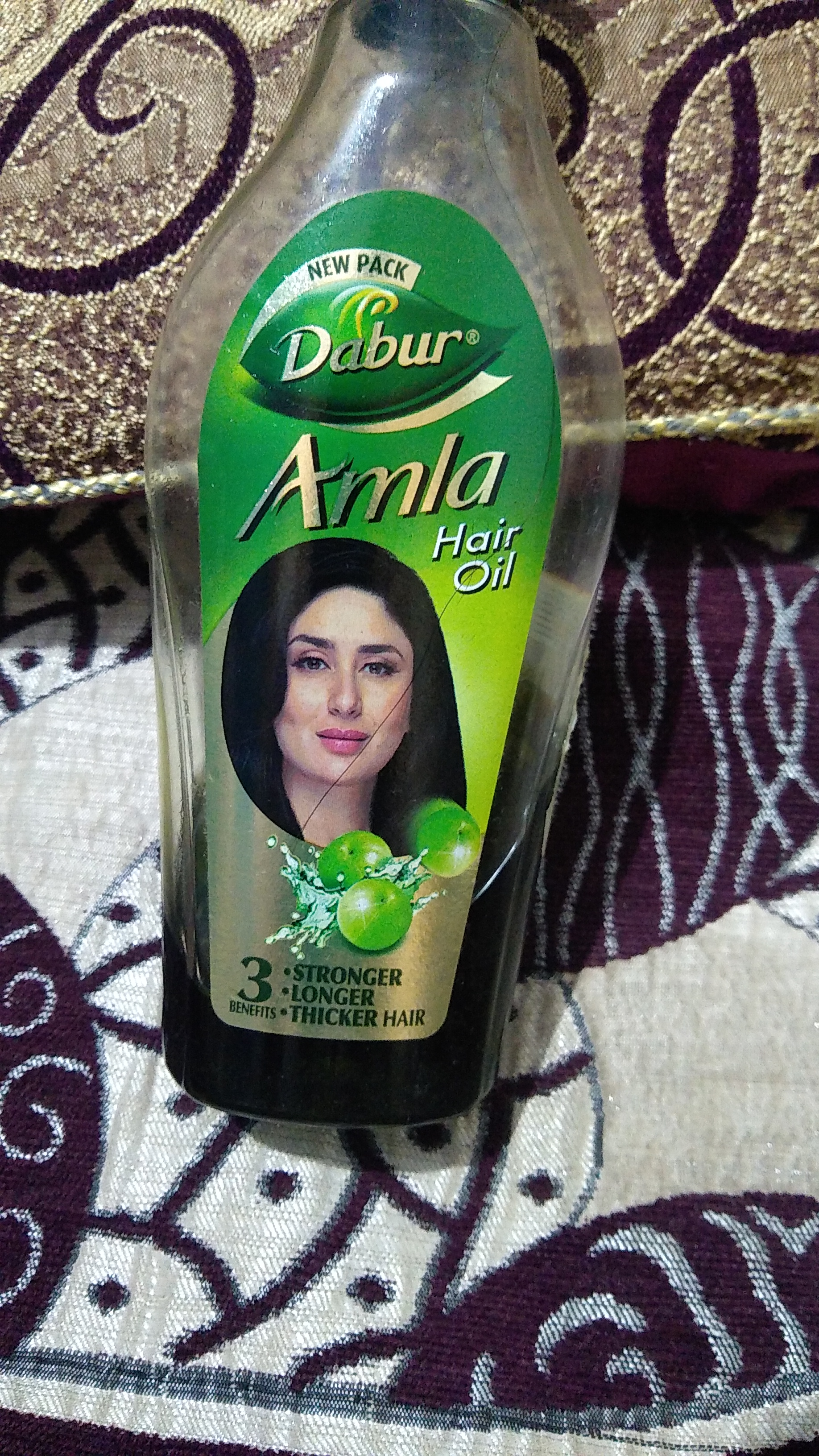 Dabur Amla Hair Oil-Best amla hair oil-By lilgirl27