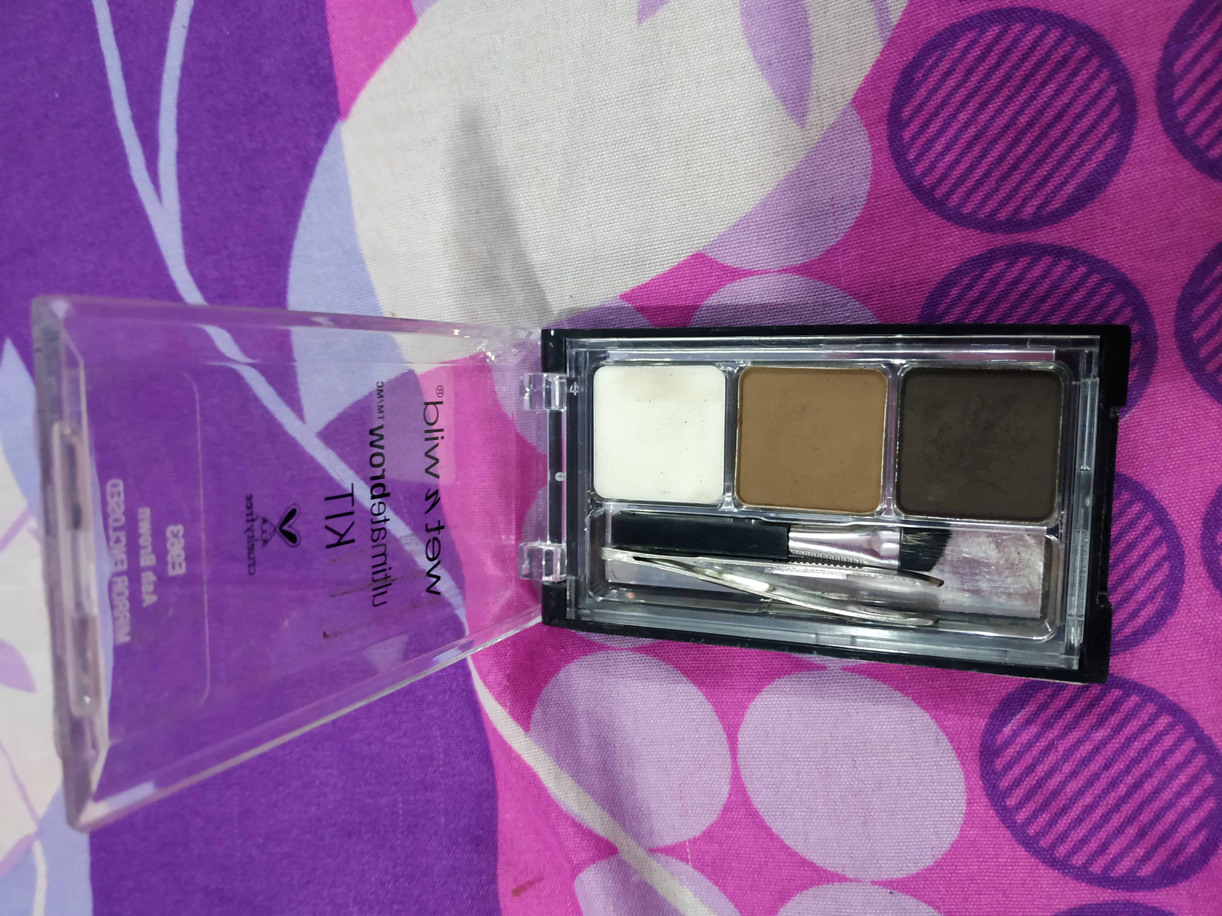 Wet N Wild Ultimate Brow Kit -Perfect brow kit..!-By nilofer