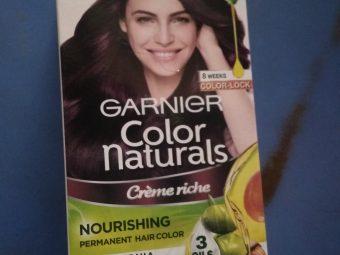 Garnier Color Naturals Creme Hair Color -Best hair color-By anushka_sharma