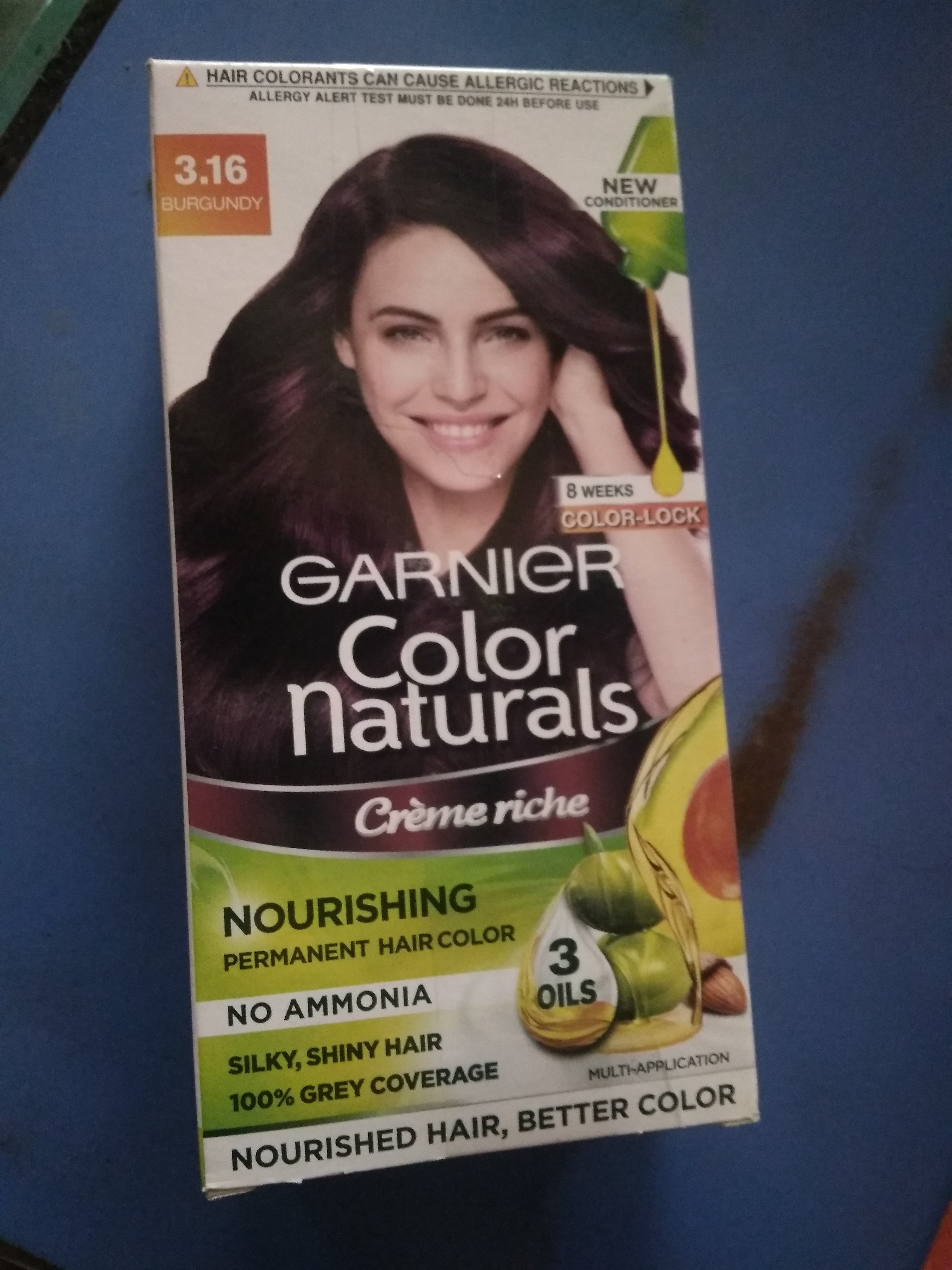Garnier Color Naturals Creme Hair Color-Best hair color-By anushka_sharma