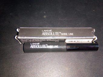 Lakme Absolute Shine Liquid Eyeliner -Liquid eyeliner-By aneesha