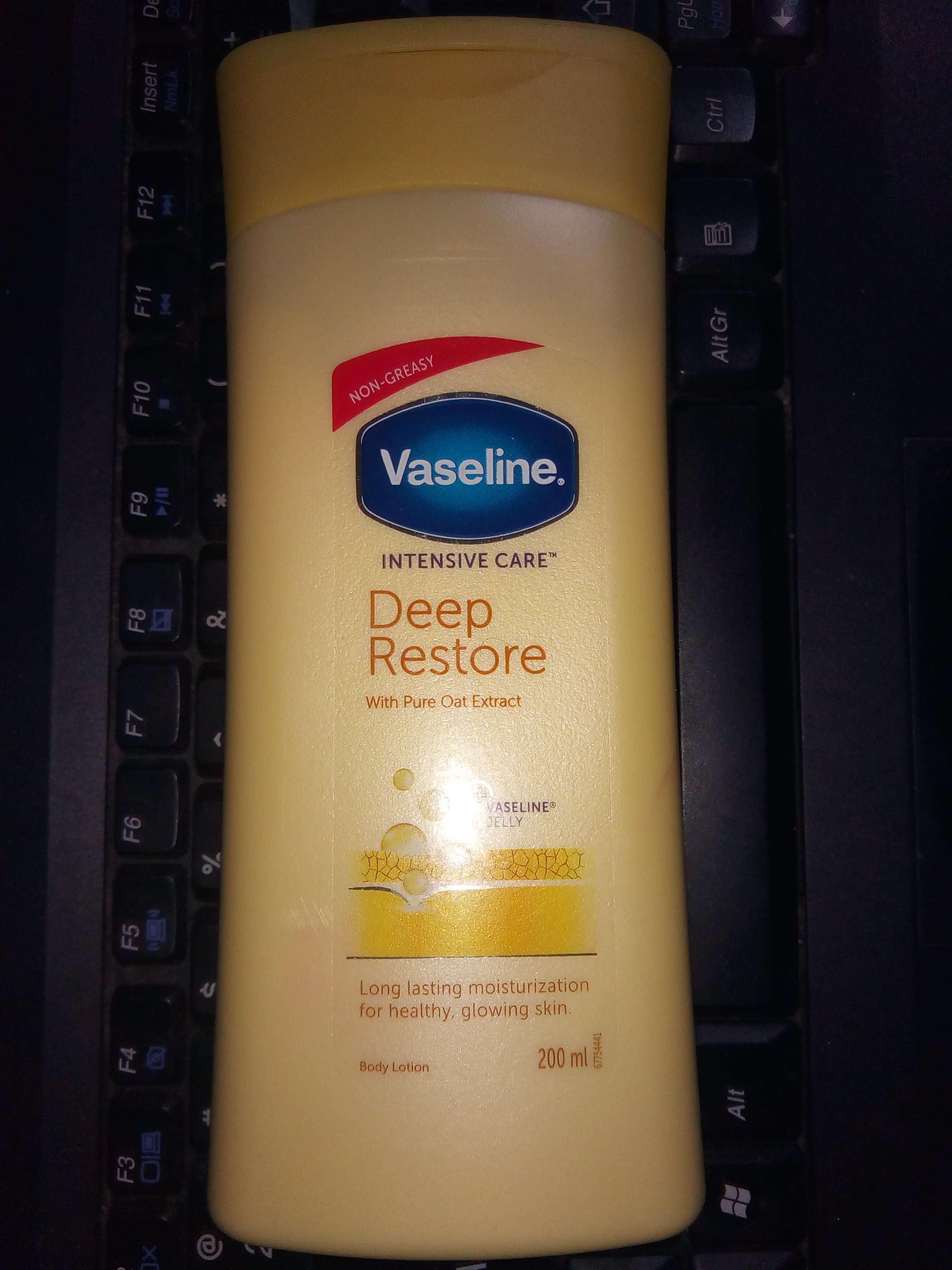 Vaseline Intensive Care Deep Restore Body Lotion-Vaseline Intensive Care Deep Restore Body Lotion-By aneesha