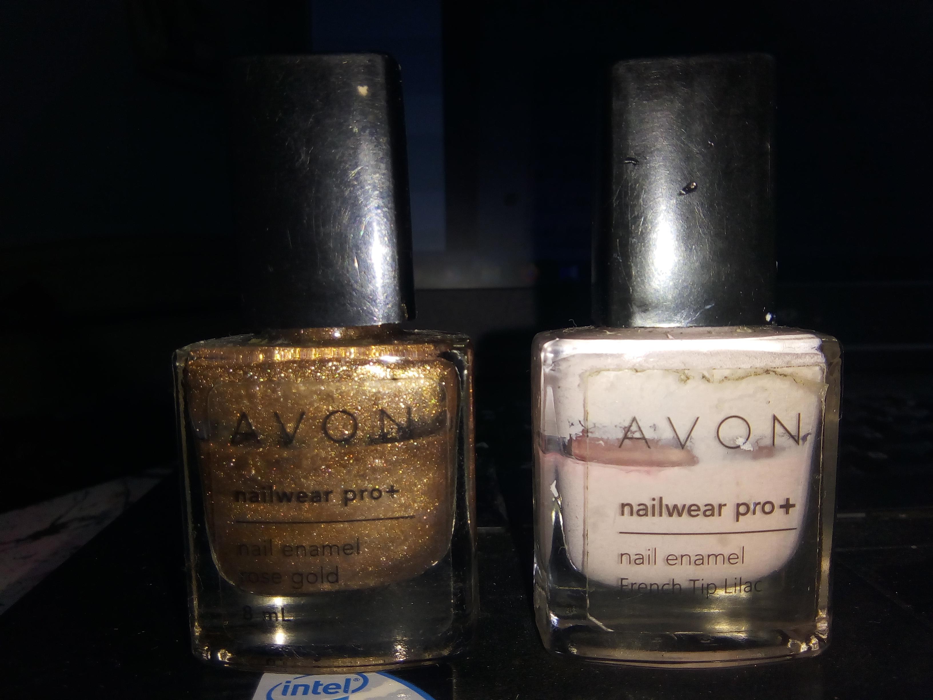 Avon True Color Pro+ Nail Enamel -Avon True Color Pro Nail Enamel-By aneesha