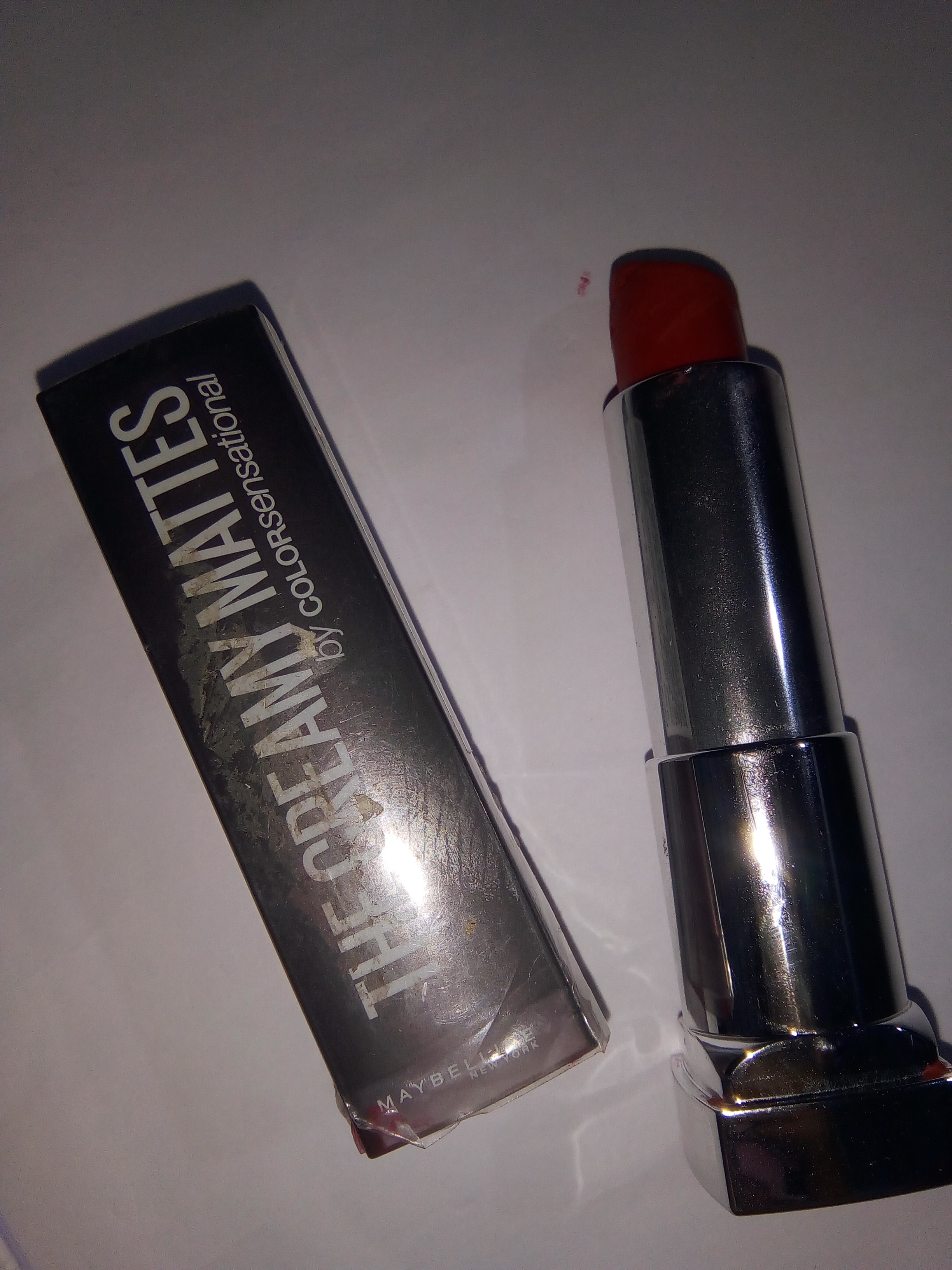 Maybelline New York Color Sensational Powder Matte Lipstick-Maybelline New York Color Sensational Powder Matte Lipstick-By aneesha
