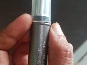 Lakme Absolute White Intense Concealer Stick SPF 20 -not that good-By avyuktha