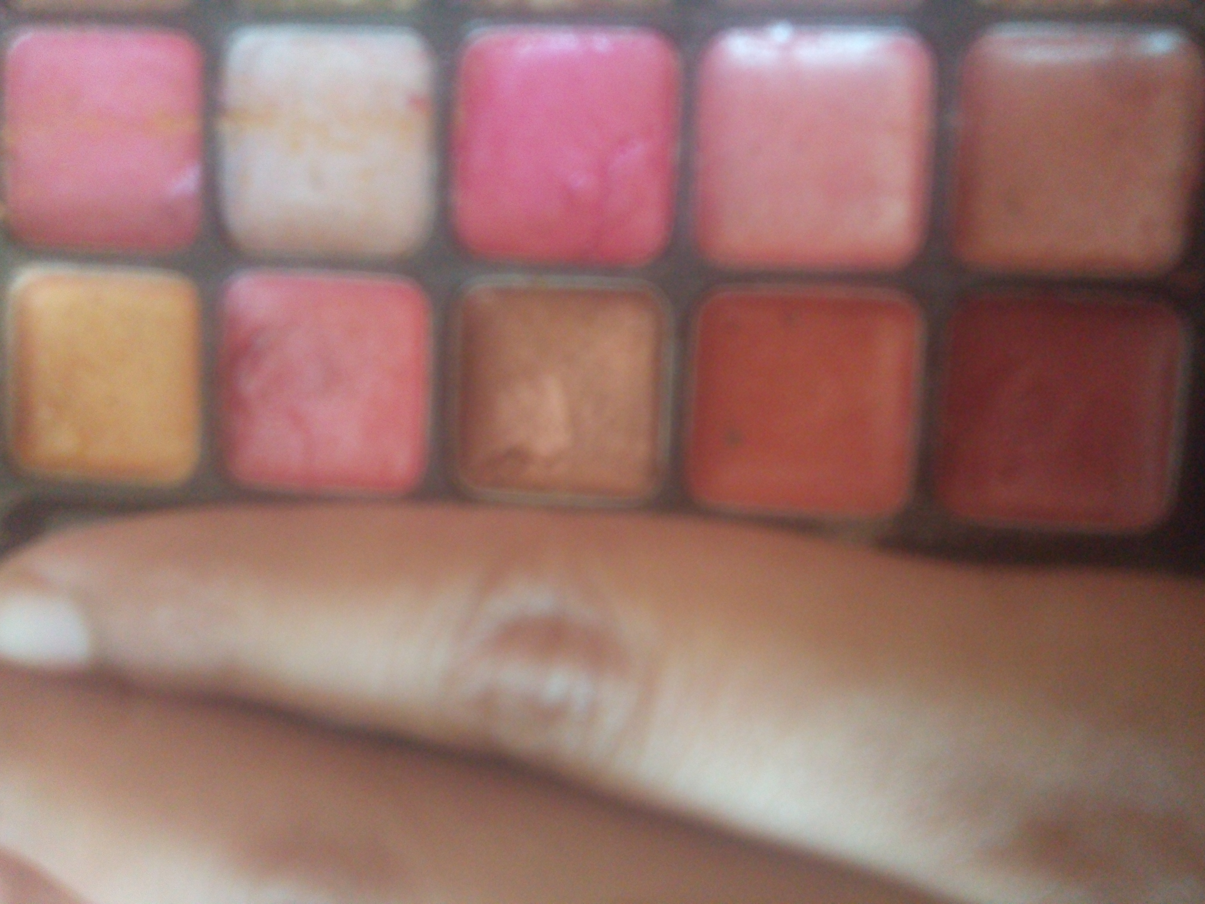 Anastasia Beverly Hills Lip Palette-Gorgeous shades-By pixie