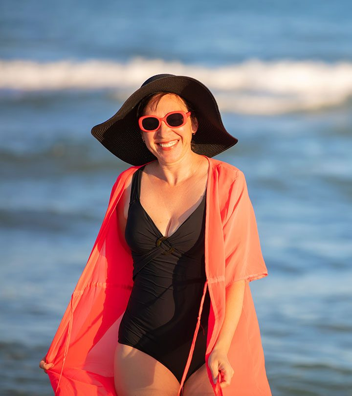 19 Best Swimsuits For Women Over 50 That You Need to Grab ASAP