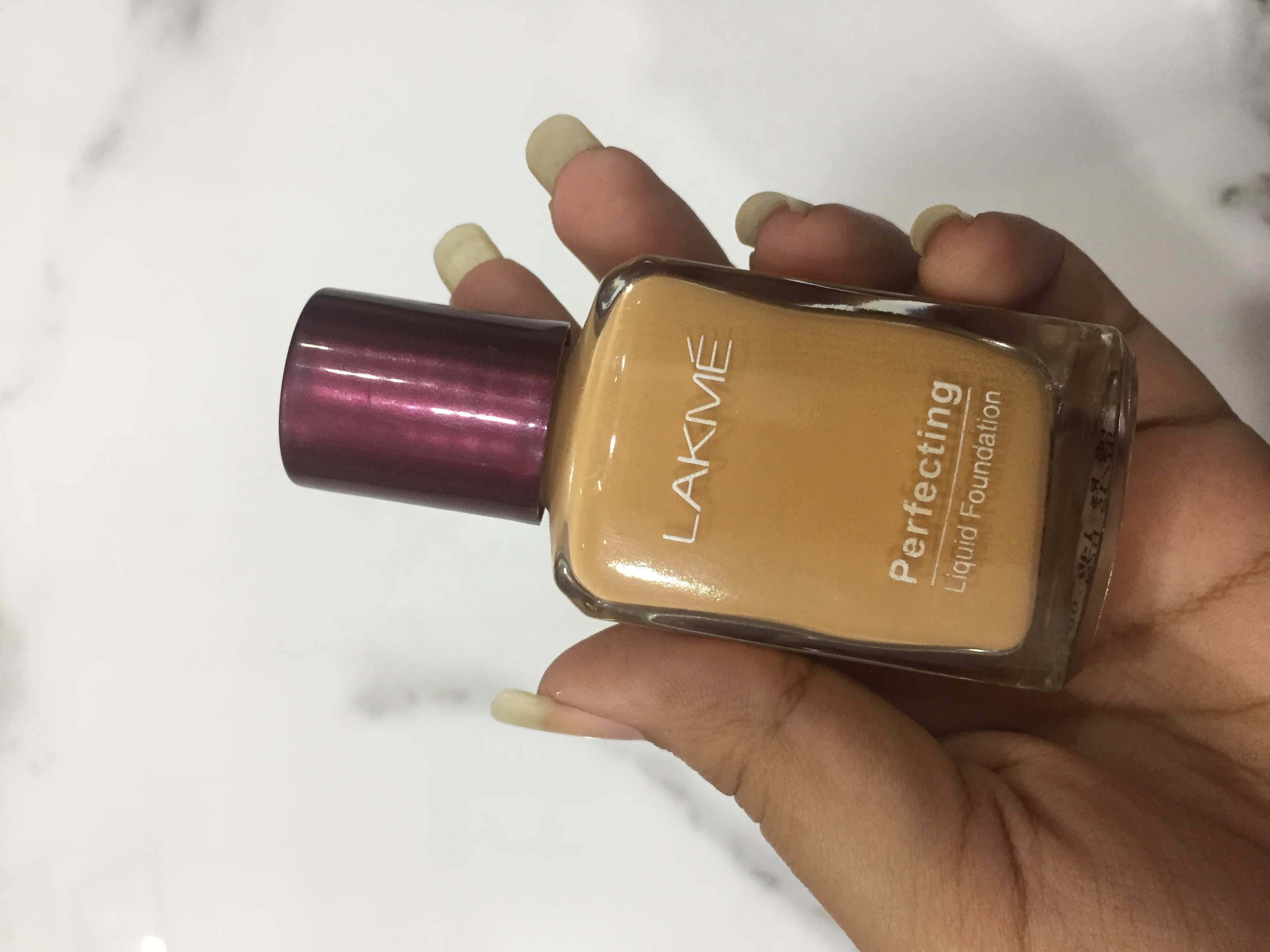 Lakme Perfecting Liquid Foundation -Not good-By tanuja_kr